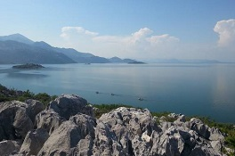 biking skadar lake days