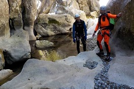 canyoning rikavac days