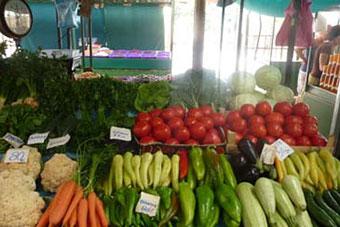 macedonian bazar