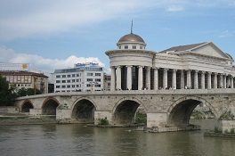 skopje stone bridge days
