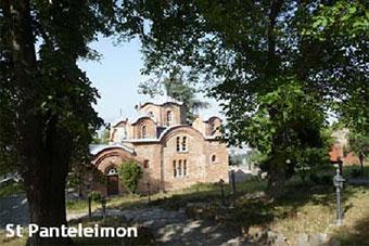 st. pantelejmon view